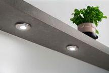 Keukenverlichting / Dekker biedt een ruim pakket keukenverlichting. Van basisverlichting, taakverlichting, sfeerverlichting tot wand- en plafondspots.