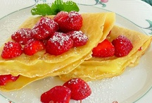 {Sweet} Crepes & Pancakes