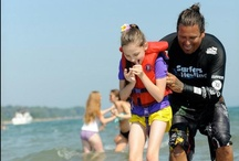 Surf Therapy for Autism / Aidance Skincare supports Surfers Healing and Surfers Healing RI, a non-profit that exposes autistic children to the unique experience of surfing to enrich their lives. The ocean has a calming effect and offers a unique, naturally therapeutic experience.