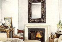 Albert Hadley Interiors