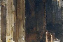 Interior Renderings and Paintings