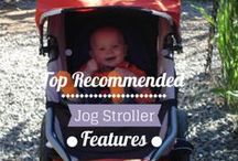 Jogging Strollers / Board specifically for some of the best jog strollers and information about those strollers.