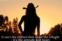 She's Country! / I may be from the North, but, country is country... No matter where you live! / by Becca 🌻