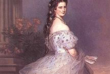 H.I.M. Elisabeth, Empress of Austria - Sissi - Royal House of Habsburg - Princess of Bavaria - Franz Josef - Imperial Family of Austria -