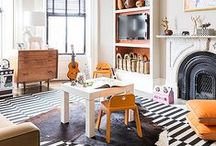 Interiors for Families / Well designed spaces with kids in mind, #interiordesign