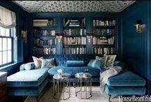 Bold & Bright / Interior design using bold statements and bright colors, #interiordesign