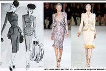 Tailleur Haute Couture / by Mélanie D