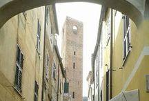 Liguria / La liguria vista dai miei occhi...