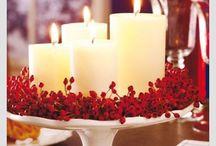 Christmas / Christmas decorations, crafts and food
