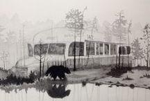 Illustrations Tynke Mulder / Illustrations made by Tynke Mulder
