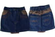 Infant Western Jeans