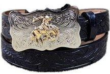 Kids Western Belts - Girl/Boy