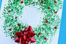 Ho Ho Ho! / Here, we share Christmas ideas that inspire and delight us. We hope you'll like them, too. Merry Christmas!