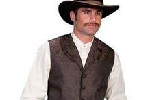 Men's Western Vests
