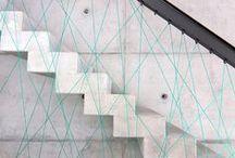 Stairs & entresol design