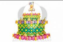 Balloon Art - Birthday