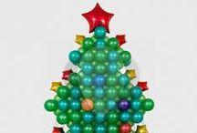 Balloon Art - Christmas
