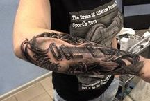 Avik Manukyan tattoo /  Avik Manukyan tattoo