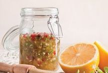 Sauce, Salsa & Dressing - Sauces, Salsas et Vinaigrettes