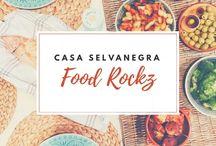 Food Rocks / Food for Foodies