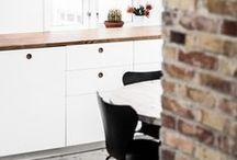 Reform / Apartment in Østerbro / Reform / kitchen / basis / ikeahack / ikea / hack / home / decor / interior / design / architecture / Vesterbro / copenhagen
