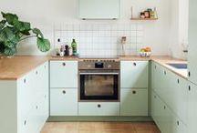 Reform / Apartment in Copenhagen 2 / Reform / kitchen / basis / ikea / hack / home / decor / interior / design / architecture / copenhagen
