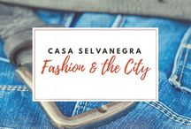 Fashion and the City / It's all about Fashion. Styles I like!