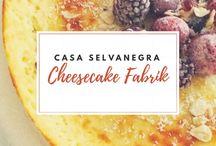 Cheesecake Fabrik / This Board is more than yummie- only the most delish cheesecakes are here. Dieses Board ist mehr als lecker. Nur die leckersten Käsekuchen tümmeln sich hier!  #käsekuchen #cheesecake #delicious #rezepte #recipes #rezeptedeutsch #backen