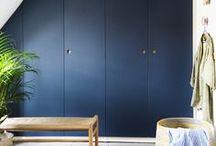 Reform / PAX wardrobe / Reform / PAX / Wardrobe / Linoleum / IKEA / hack Design / interior / design