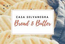 Bread & Butter / Herzhafte Brote, süße Brote und Brötchen willkommen The Place for bread and buns