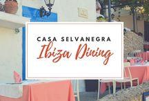 Ibiza Dining / Die Pinnwand für ibizenkische/spanische Gerichte und Restaurant-Tipps.