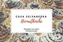 Heimatküche / Rezepte aus dem Schwarzwald und Umgebung!  Recipes from the German Black Forest region