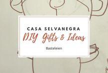 DIY Gifts & Ideas / Basteleien