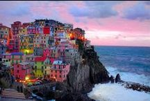 Artistic Italy / From the alpine heights of northern Italy to the sun-drenched island of Sicily, Italy it the perfect country for a  tour. Scan through any guide to Italy and you'll find a stunny city in every region! And book hostel in Italy: http://www.hostelsclub.com/country-en-34.html