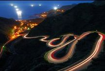 Cool roads. / by Lucas loves cars
