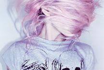 Pink Hair?