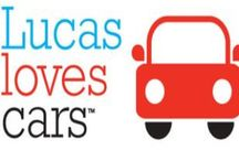 This is Lucas loves cars! / Lucaslovescars.com is an online store for little boys who love cars and trucks and trains, anything with wheels!  We are about quality and style, stocking wooden toys, hats, socks, puzzles and craft.