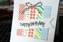 Craft with Washi tape / Washi tape craft fun