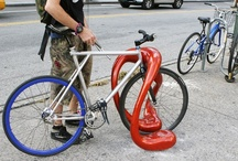 Bike racks I would like to see! / Bike and the different designs of bike rakes around the world.