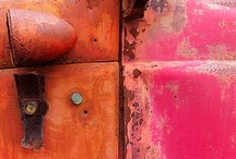 Pink && Orange