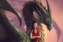 Dragons! / by Misty Eisenbraun