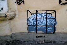 Street art [Lots of Banksy]