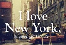 lastminute loves New York City / The Big Apple- the ultimate destination.