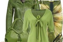 Fashion: Olive Green