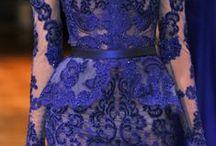 Fashion: Royal Blue