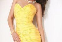 FASHION: Yellow