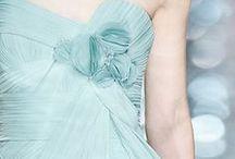 Fashion: Pale Blue / Pantone: Baby Blue