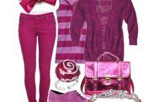 FASHION: Purple * Magenta
