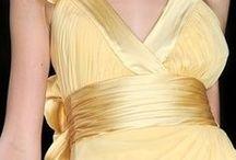 Fashion: Pale Yellow