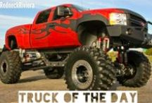 Truck Of The Day / The Official Redneck Riviera Truck of The Day